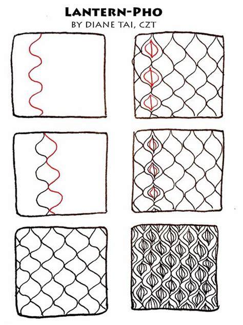zentangle pattern directions 161 best tangles images on pinterest doodles zentangle