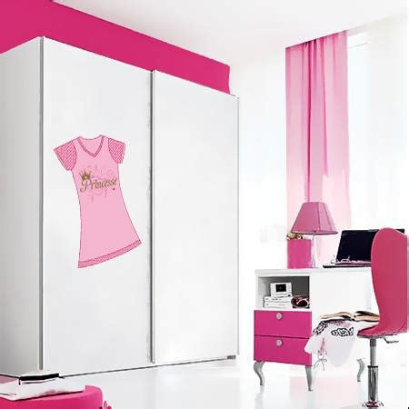Sticker Armoire by Stickers Armoire Princesse Stickers Malin