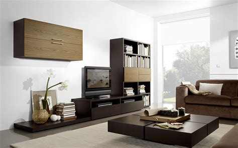 Furniture And Interior Design Beautiful And Functional Wall Unit Design For Home