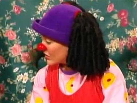 big comfy couch clown the big comfy couch season 7 ep 6 quot clown with a frown