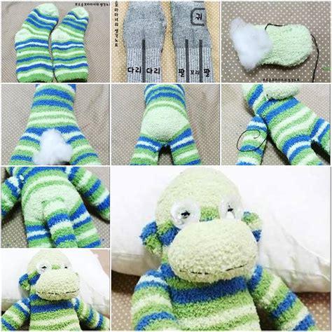diy sock monkey tutorial how to make sock monkey terry step by step diy tutorial thumb how to