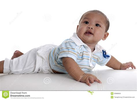 baby on couch baby boy on white sofa royalty free stock photo image