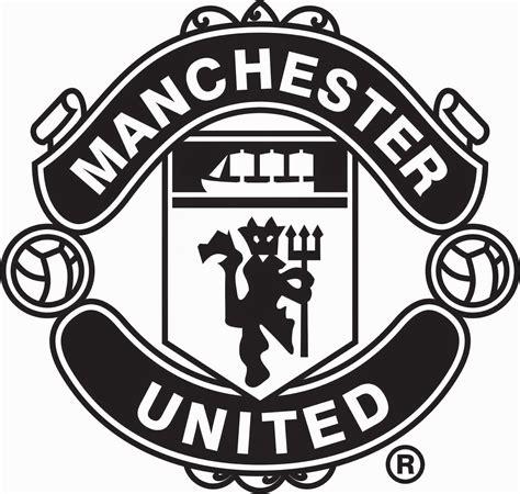 Logo Patch Woven Emblem Club Bola Manchester United Biru Merah pin by chris on mhfc