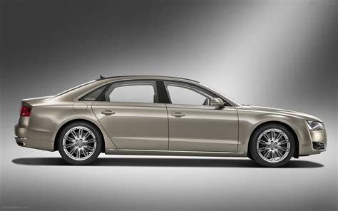 Audi A8 W12 Diesel by Audi A8 L W12 2011 Widescreen Car Wallpapers 08 Of