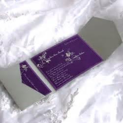 wedding invitations purple vintage purple refinemnt pocket wedding invitation ukps025 ukps025 163 0 00 cheap wedding