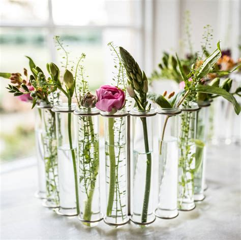 Test Vases by Swirl Test Vase By Marquis Dawe Notonthehighstreet