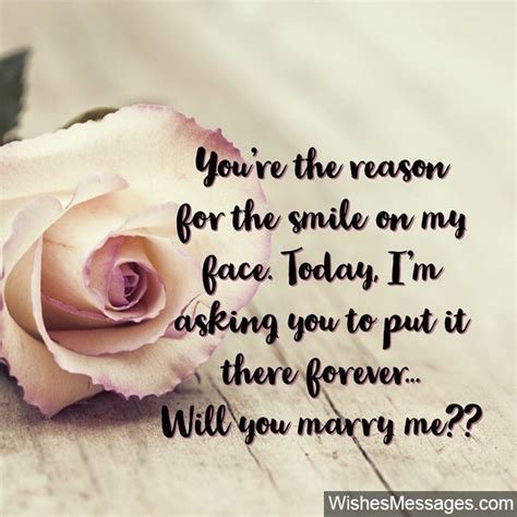 Will You Marry Me Quotes: Proposal Messages for Her