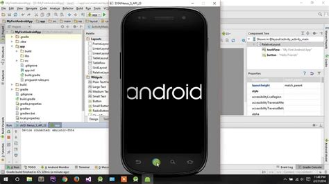 android studio gui tutorial pdf how to configure emulator in android studio wikitimes
