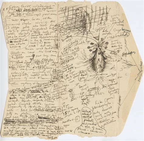 H P Lovecraft Sketches by H P Lovecraft S Drawings Cthulhu Other