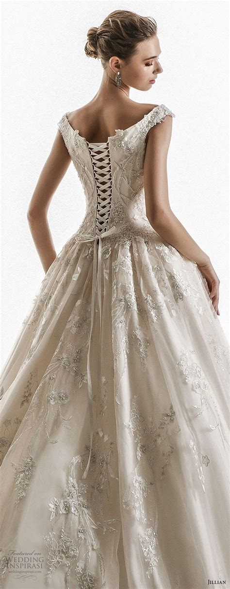 Discount Bridal Gowns by Princess Wedding Dresses With Sleeves 2018 Discount
