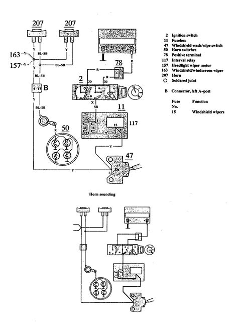radio wiring diagram volvo 940 wiring diagram with