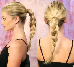 ponytail hairstyles for popular ponytail hair styles megapics