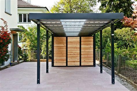 carport bausatz metall carport metall cheap mit abstellraum bonn with carport