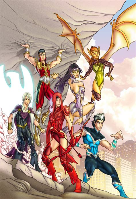 in color dc lineup what is your favorite line up page 4