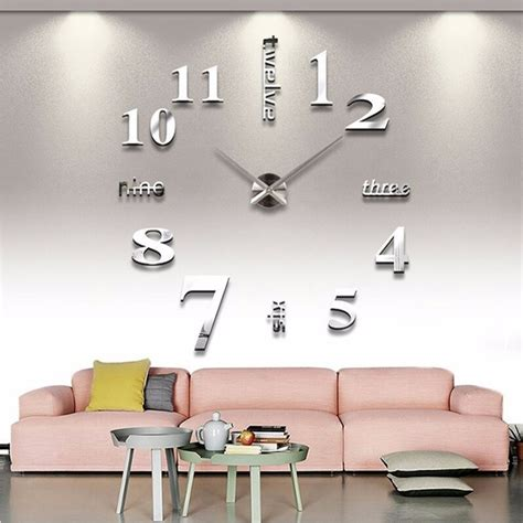 Living Room Wall Clocks by 10 Unique Wall Clocks For Your Living And Dining Room