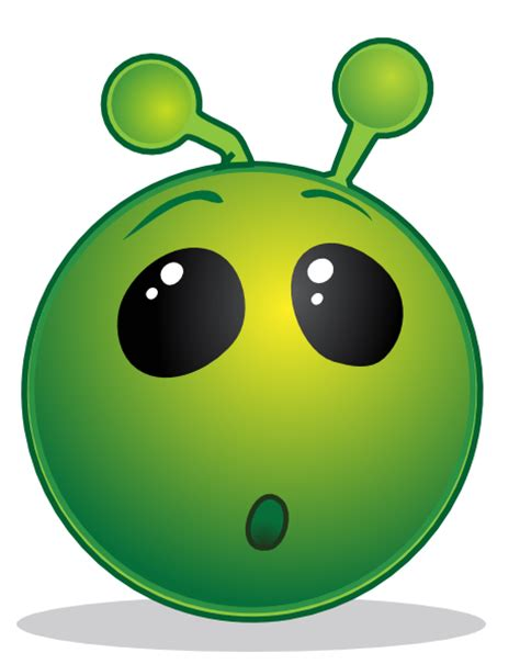 Green Smiley Smiley Character Clipart Library Green Emoticon Clipart Best