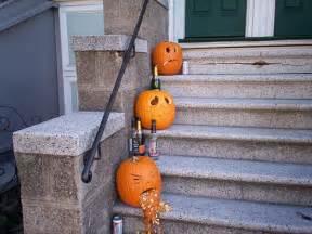 Easy Homemade Halloween Decorations Outdoor Easy Halloween Decorations And Crafts To Save Money