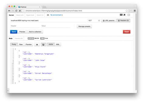 tutorial php rest json restful json get exle phpsourcecode net