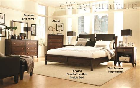 Millennium Sleigh Bed Bedroom Set Millennium Bedroom Furniture