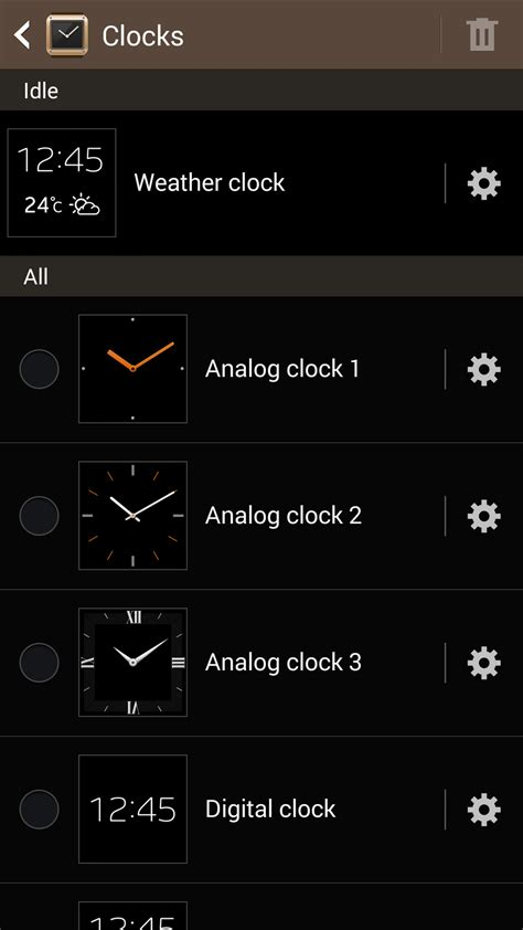 Murahflipcover S View Samsung Galaxy Note 5 Autolock Mirror apps voor samsung