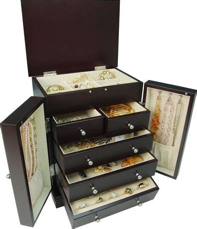 wardrobe box walmart gunther mele java wardrobe style jewellery box walmart