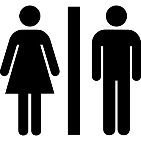 men and women bathroom symbols bathroom signs for men and women clipart best
