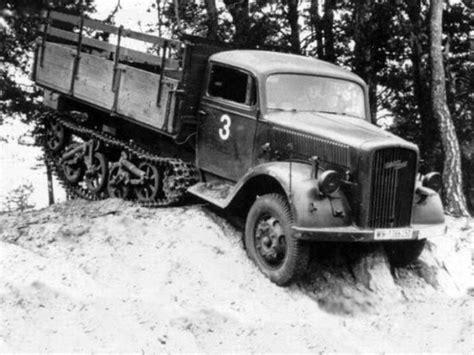 opel blitz maultier opel blitz 3 6 36s ssm maultier sd kfz 3 1942 08 1944