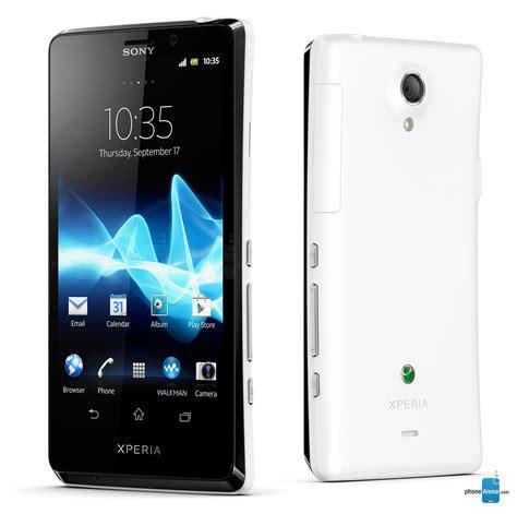 Sony Xperia sony xperia t specs