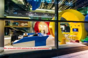 Dublin Google Office google s new office in dublin