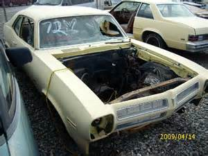 1972 Pontiac Ventura Parts 1972 Pontiac Ventura 72po3852r Desert Valley Auto Parts