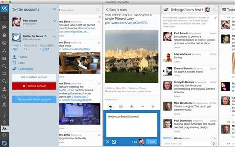 tweet deck for windows tweetdeck by on the mac app store