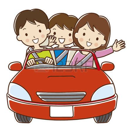 family car clipart family in car clipart clipart for work