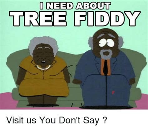 i need about tree fiddy visit us you don t say meme on