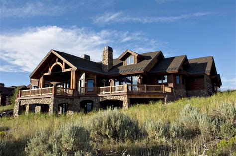 artisans custom home design utah park city utah mountain estate by markay johnson construction rustic exterior other metro