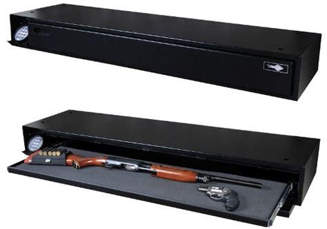 under bed rifle safe under bed gun safe drawer reanimators