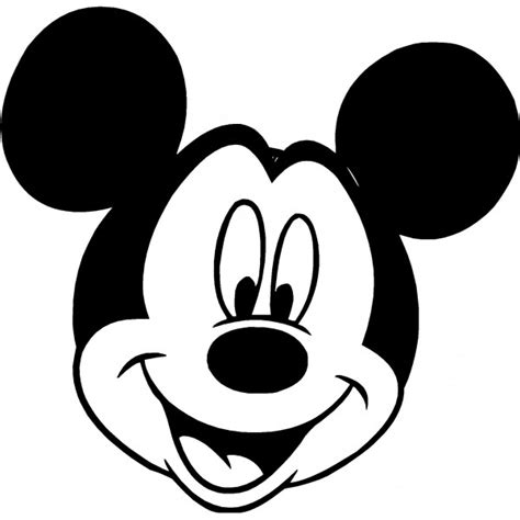 Mickey Mouse Silhouette Clip by Disney Mickey Mouse Clip Images 6 Disney Clip