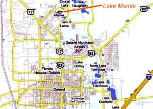 map deland florida deland maps