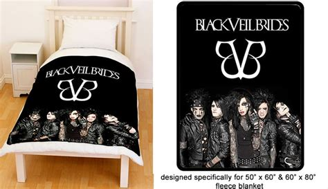 black veil brides bed set google search ohgodanotherone