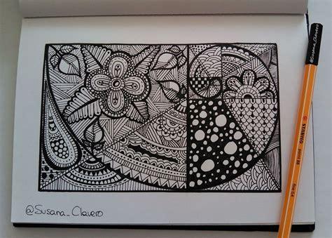Sketches O Que Significa by 191 Qu 233 Es El Zentangle Biblioteca Visual Thinking