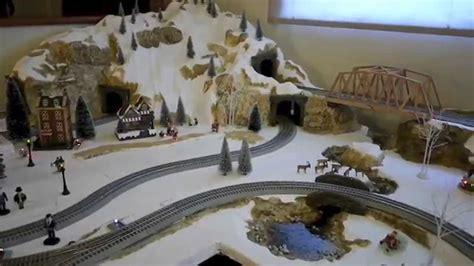 youtube make a village display how to make a railroad
