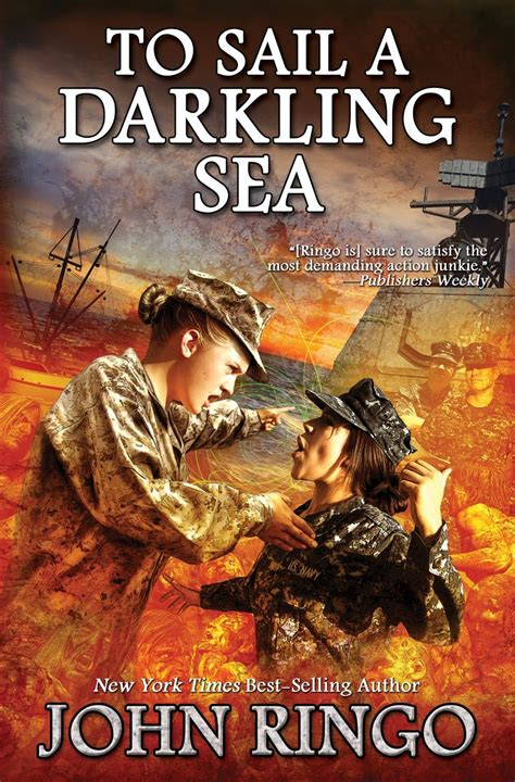 To Sail A Darkling Sea By John Ringo Baen Ebooks | forthcoming sf f books 2013 2020 cybermage
