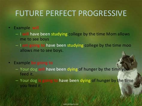 by the time future perfect english exercises practice future perfect progressive tense exercises verb