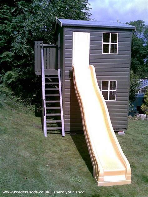 shedplayhouse images  pinterest backyard