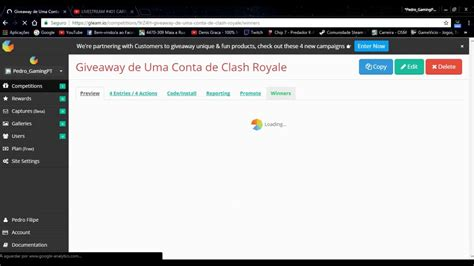 Youtubers That Do Giveaways - vencedor do giveaway youtube