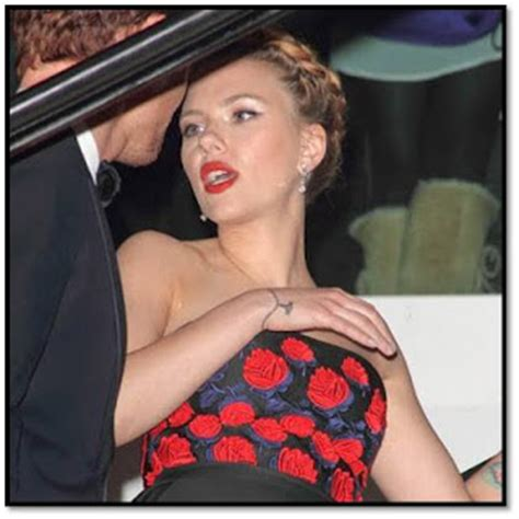 ink tattoos scarlett johansson wrist tattoo