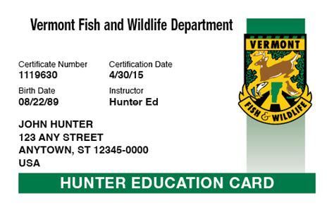 ohio boaters license test answers vermont hunting license regulations laws