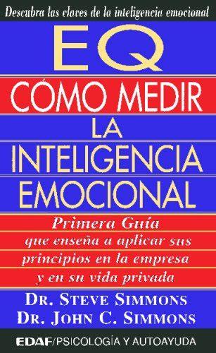 libro inteligencia emocional spanish edition eq como medir la inteligencia emocional spanish edition pdfsr com