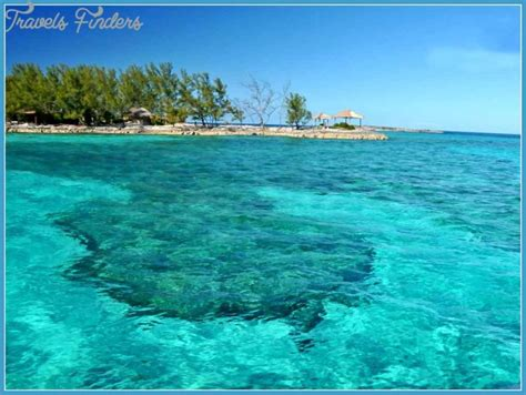clearest water travel to bahamas travelsfinders com