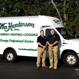 Henderson Plumbing by Wm Henderson Plumbing Heating Cooling Services 13 Fotos