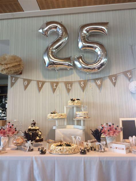 bodas tematicas bodas bonitas aniversarios mesa dulce bodas de plata candy bar pinterest mesa